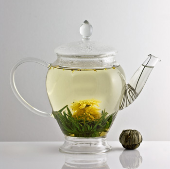 White Tea Osmanthus and Chrysanthemus